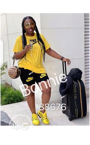 Ladies Sporty Short And Top | Clothing for sale in Lagos State, Ikeja