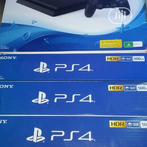 Ps4 500gb Slim Console | Video Game Consoles for sale in Abuja (FCT) State, Central Business Dis