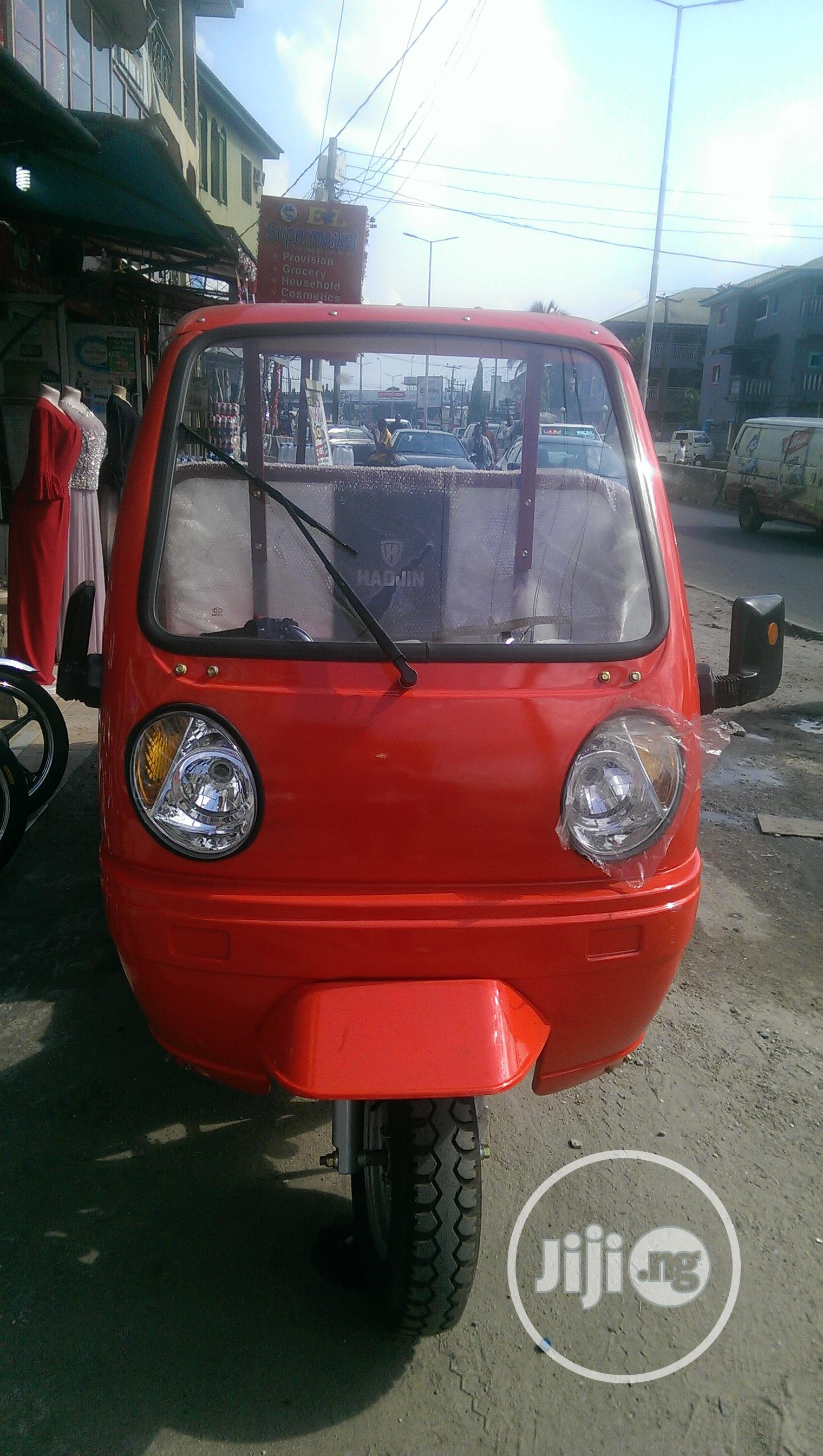 New Tricycle 2019 Red