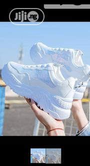 Comfy White Unisex Sneakers | Shoes for sale in Lagos State, Lagos Island