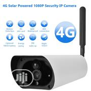 4G Sim Solar Powered Motion Recording Wireless IP Camera | Security & Surveillance for sale in Lagos State, Ikeja