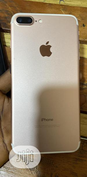 Apple iPhone 7 Plus 32 GB Gold   Mobile Phones for sale in Rivers State, Obio-Akpor