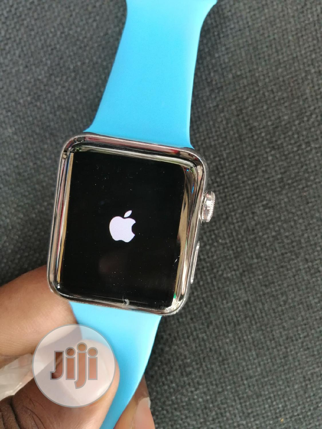 Apple Iwatch Series 3 42mm GPS+CELL UK Used