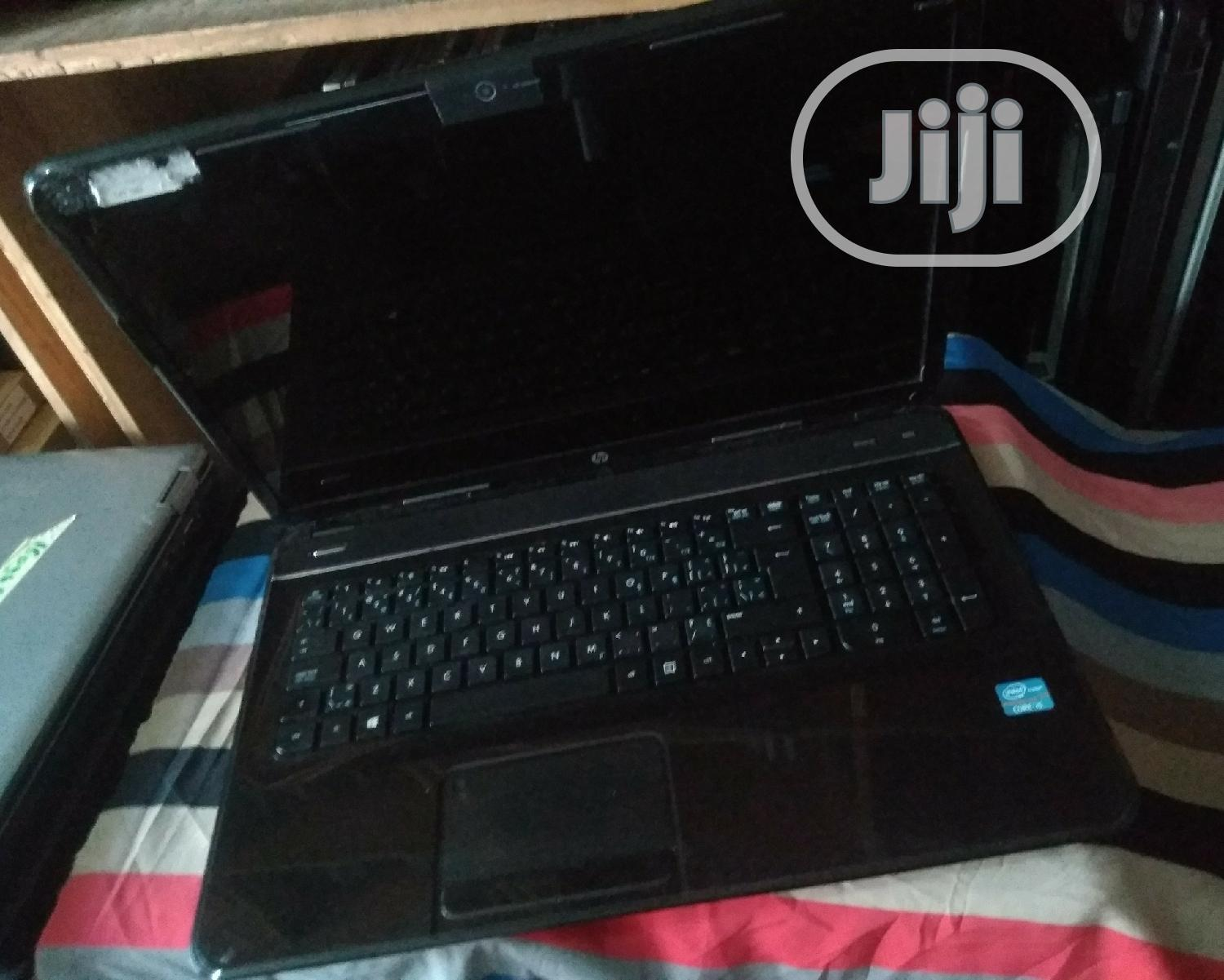 Laptop HP Pavilion G7 6GB Intel Core i5 HDD 500GB | Laptops & Computers for sale in Port-Harcourt, Rivers State, Nigeria