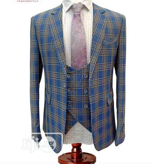 Turkish Forzieri Men's Suit | Clothing for sale in Lagos Island, Lagos State, Nigeria