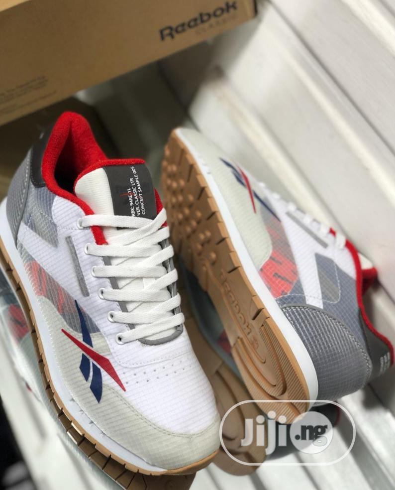Reebok Classic Leather Altered Sneakers