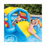 Intex Floating Island With Slide | Toys for sale in Lagos State, Ifako-Ijaiye