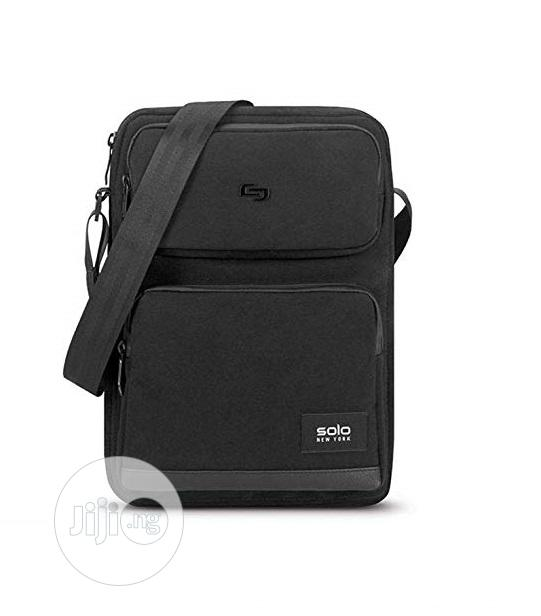 """SOLO Bag for 12.9"""" Tablets/13inches Laptops 