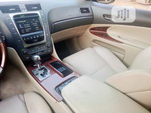 Lexus GS 2006 300 Automatic Blue | Cars for sale in Abuja (FCT) State, Gwarinpa