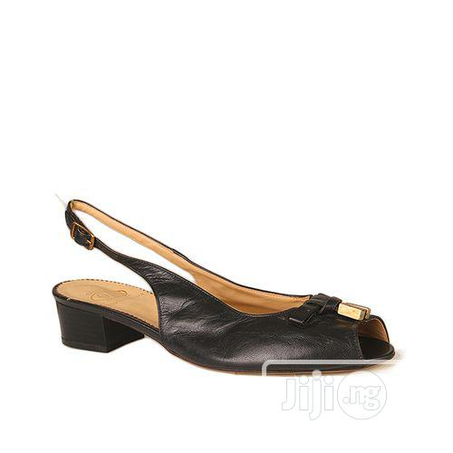 Archive: Gianni Costazzura Block Heel Sandal