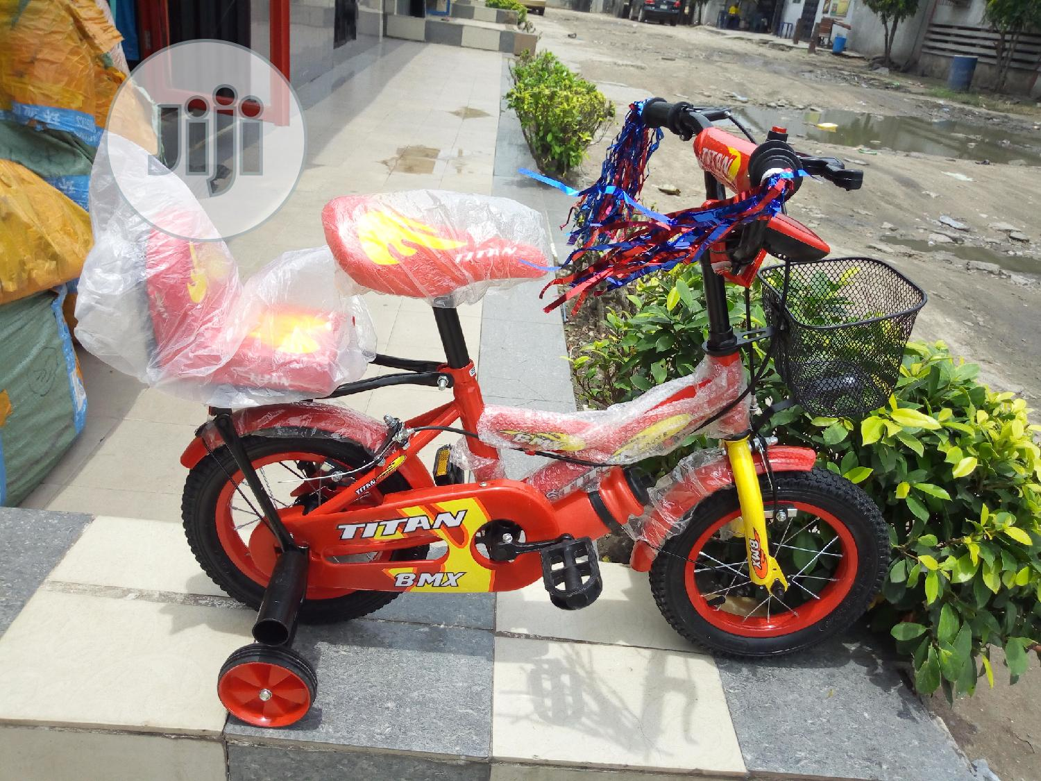 Children Bicycle Age 2 To 6