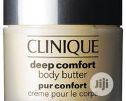 Clinique Deep Comfort Body Butter | Skin Care for sale in Lagos State, Amuwo-Odofin