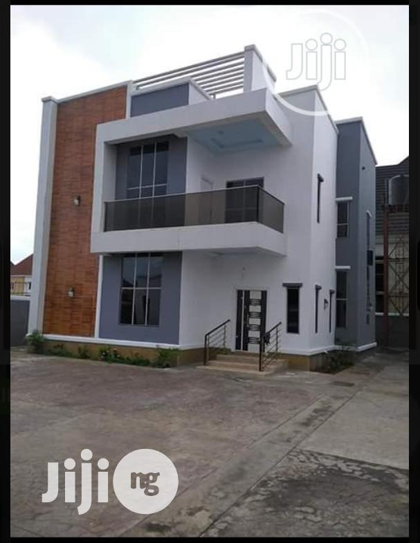 4bedroom Duplex With Swimming Pool, Asaba, Delta State