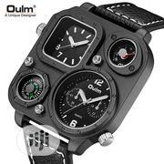Oulm Ou Lei Men's Quartz Watch Fashion Watch | Watches for sale in Kogi State, Okene