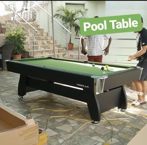 Pool Table   Sports Equipment for sale in Abuja (FCT) State, Maitama