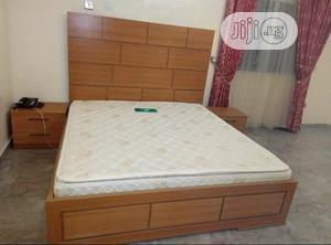 Family Size Bedframe With Cabinets | Furniture for sale in Lagos State