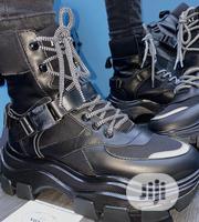 "*Prada Milano••* *""Pegasus""-//Debut The Chunky* *—Reflective Sneaker   Shoes for sale in Lagos State, Ikeja"