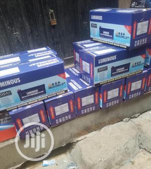 12v 200ah Luminous Battery   Electrical Equipment for sale in Lagos State, Ojo