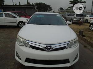 Toyota Camry 2012 White | Cars for sale in Lagos State