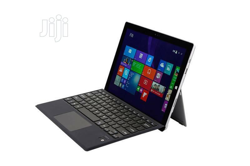 Smart Keyboard Case With Backlight For Microsoft Surface Pro 3-4-5-6 | Accessories for Mobile Phones & Tablets for sale in Ikeja, Lagos State, Nigeria