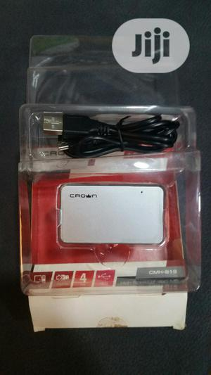 4 Port USB Port Hub 2.0 CMH-19   Accessories & Supplies for Electronics for sale in Abuja (FCT) State, Wuse