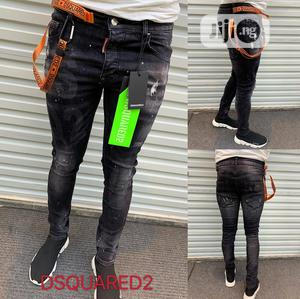 Dsquared2 2020 Black Jeans   Clothing for sale in Lagos State, Ojo