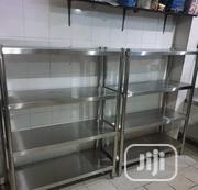 Stainless Steel Rack | Restaurant & Catering Equipment for sale in Lagos State, Ojo