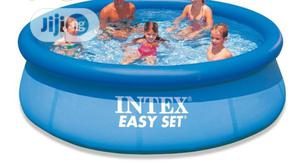 Intex Potable Swim Pool   Sports Equipment for sale in Rivers State, Port-Harcourt