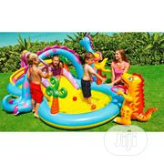 Dinoland Mini Inflatable Water Park With Water Spray | Toys for sale in Lagos State