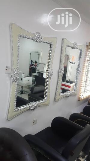 Standard Salon Mirror | Salon Equipment for sale in Abuja (FCT) State, Kubwa