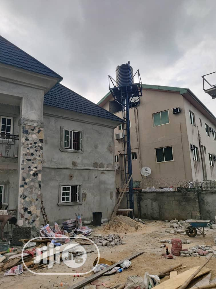 Brand New 4bedroom Duplex With Good Light In Ada George PH | Houses & Apartments For Sale for sale in Port-Harcourt, Rivers State, Nigeria