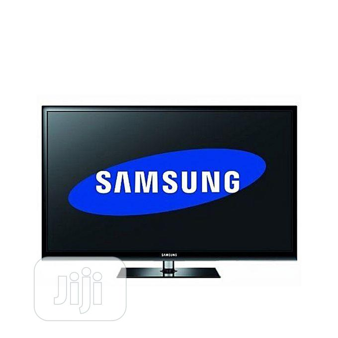 Samsung 40 Inch Full Hd Led Tv With 1 Year Warranty | TV & DVD Equipment for sale in Ikeja, Lagos State, Nigeria