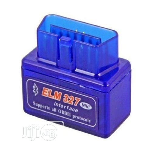 Mini OBD2 Bluetooth Car Auto Diagnostic Scanner - ELM