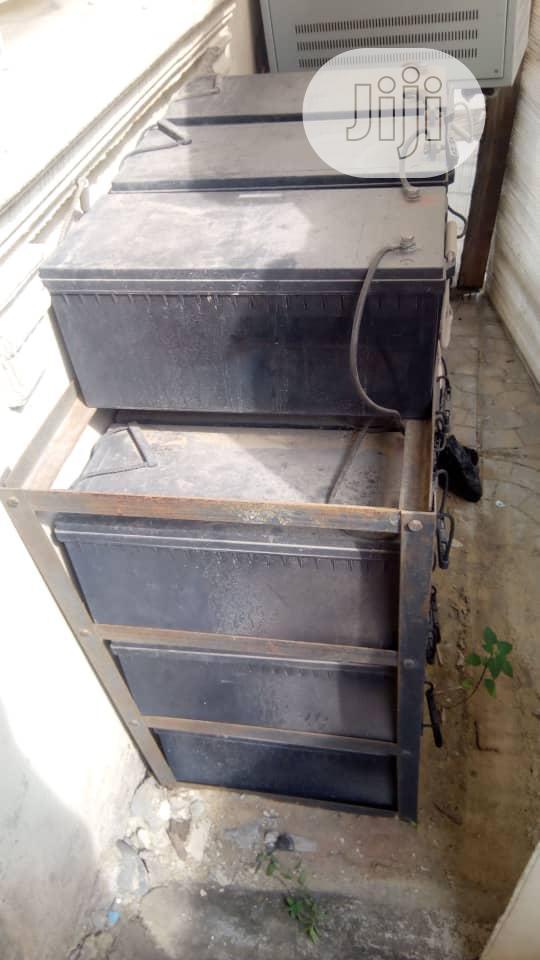 We Buy Condemned Inverter Batteries Asokoro Abuja