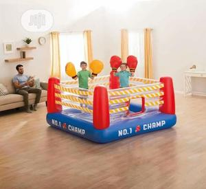 Inflatable Children Boxing Ring/Jumpolene Bouncer   Toys for sale in Rivers State, Port-Harcourt
