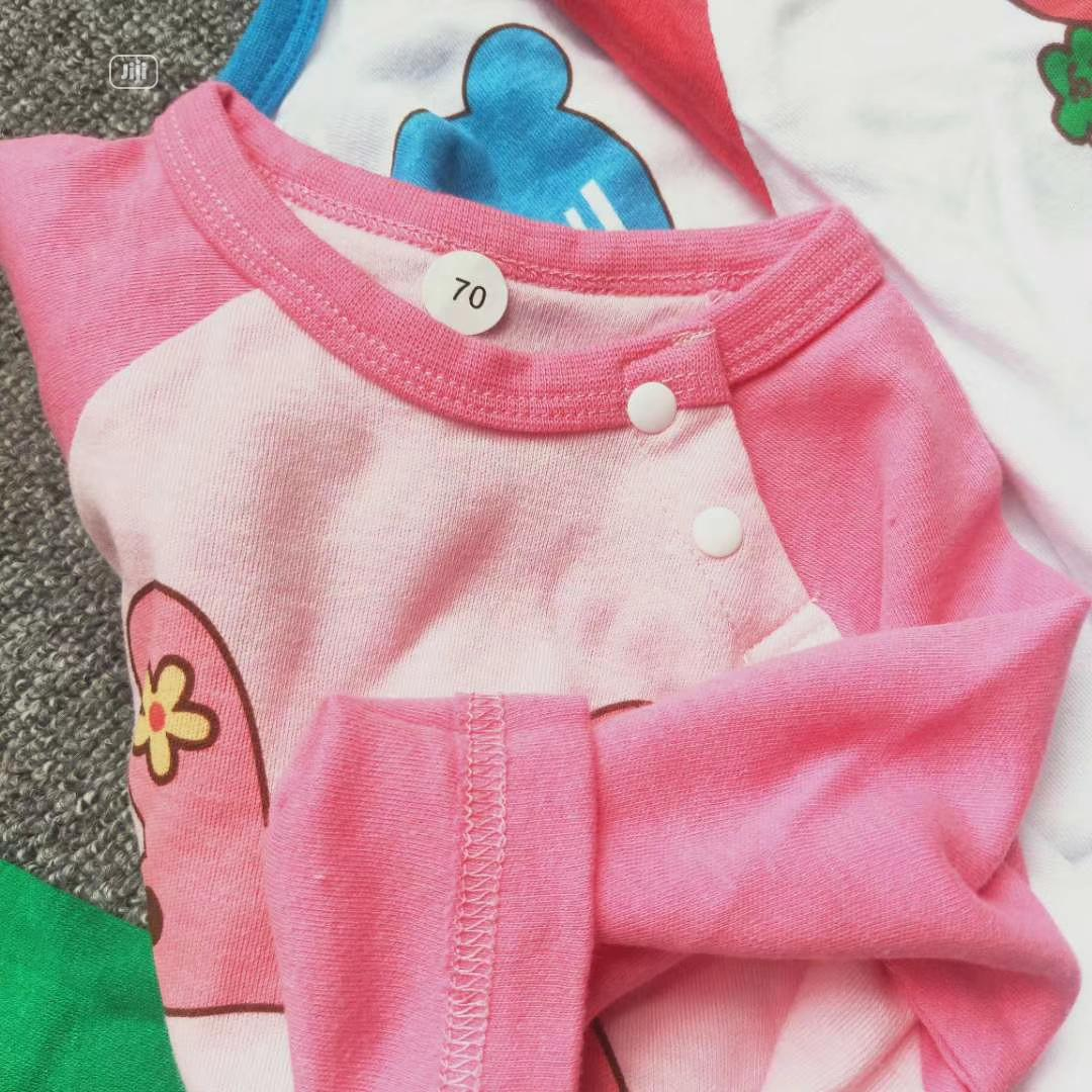 Brand New 3 in 1 Long Sleeve Baby Jumpsuit Rompers | Children's Clothing for sale in Gbagada, Lagos State, Nigeria
