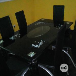 Top Class Glass Dining Table | Furniture for sale in Lagos State, Isolo