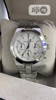 Vacheron Constantin Chronograph Silver Chain Watch   Watches for sale in Lagos State, Lagos Island