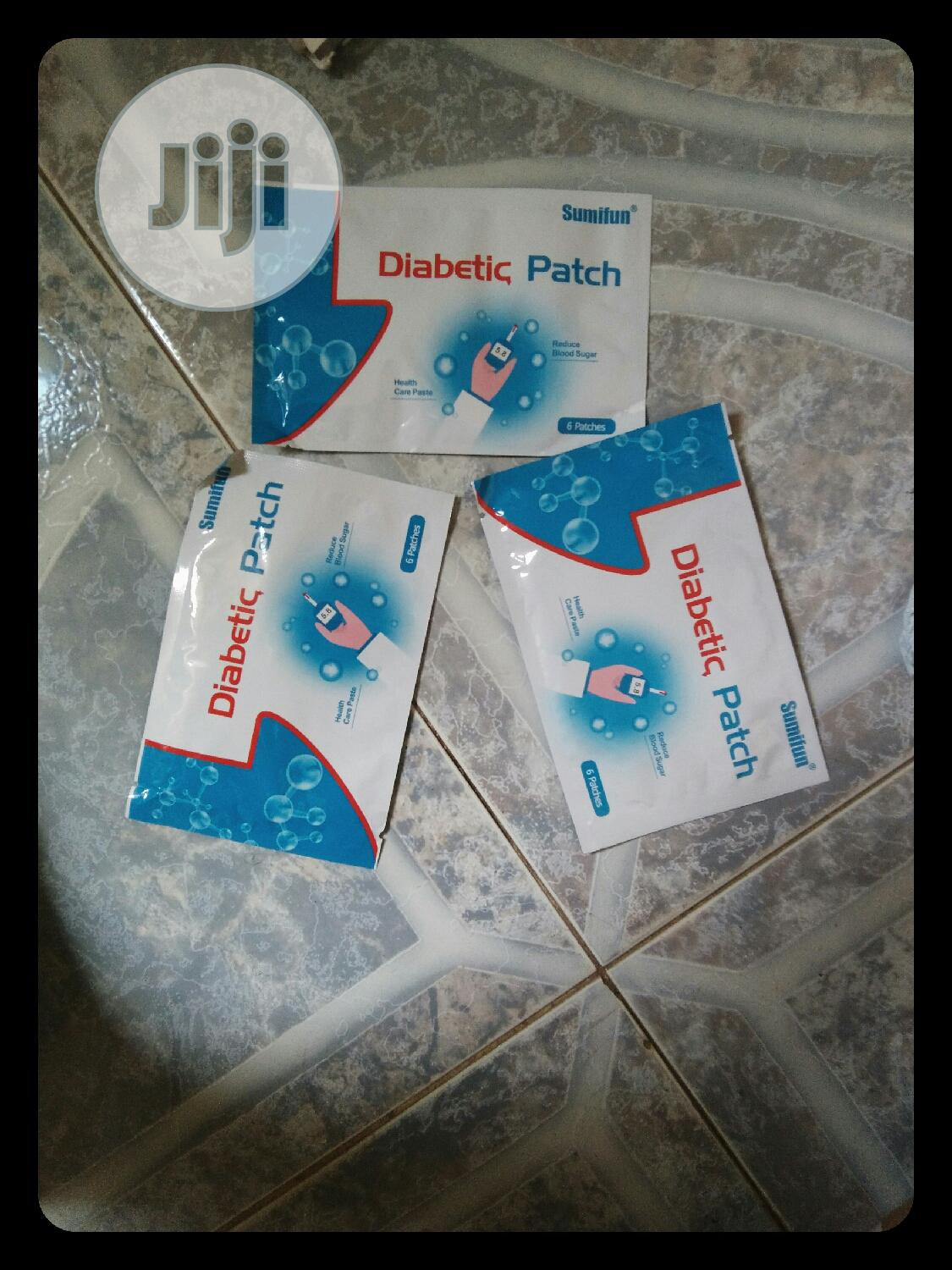 Diabetic Patch Stop Frequent Thirst And Urination