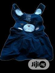 Lovely Blue Dungarees For Baby Girl | Children's Clothing for sale in Lagos State, Egbe Idimu