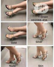 Amina Heeled Slippers | Shoes for sale in Lagos State, Lagos Island