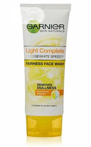 Garnier Light Complete Brightening Face Wash | Skin Care for sale in Lagos State, Ikeja