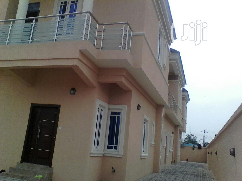 Brand New 4 Bedroom Detach Duplex With BQ for Rent Around Lekki 1
