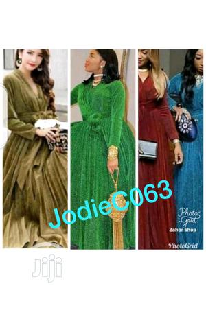 Ladies Maxi Gathers Dress   Clothing for sale in Lagos State, Ikeja