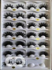 6D Mink Lashes | Makeup for sale in Lagos State, Ikeja