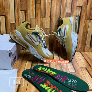 Nike Airmax 270 React Sneakers | Shoes for sale in Lagos State, Surulere