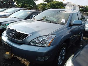 Lexus RX 2008 350 XE 4x4 Gray | Cars for sale in Lagos State, Apapa