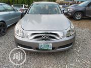 Infiniti G35 2008 Gray | Cars for sale in Abuja (FCT) State, Garki 2