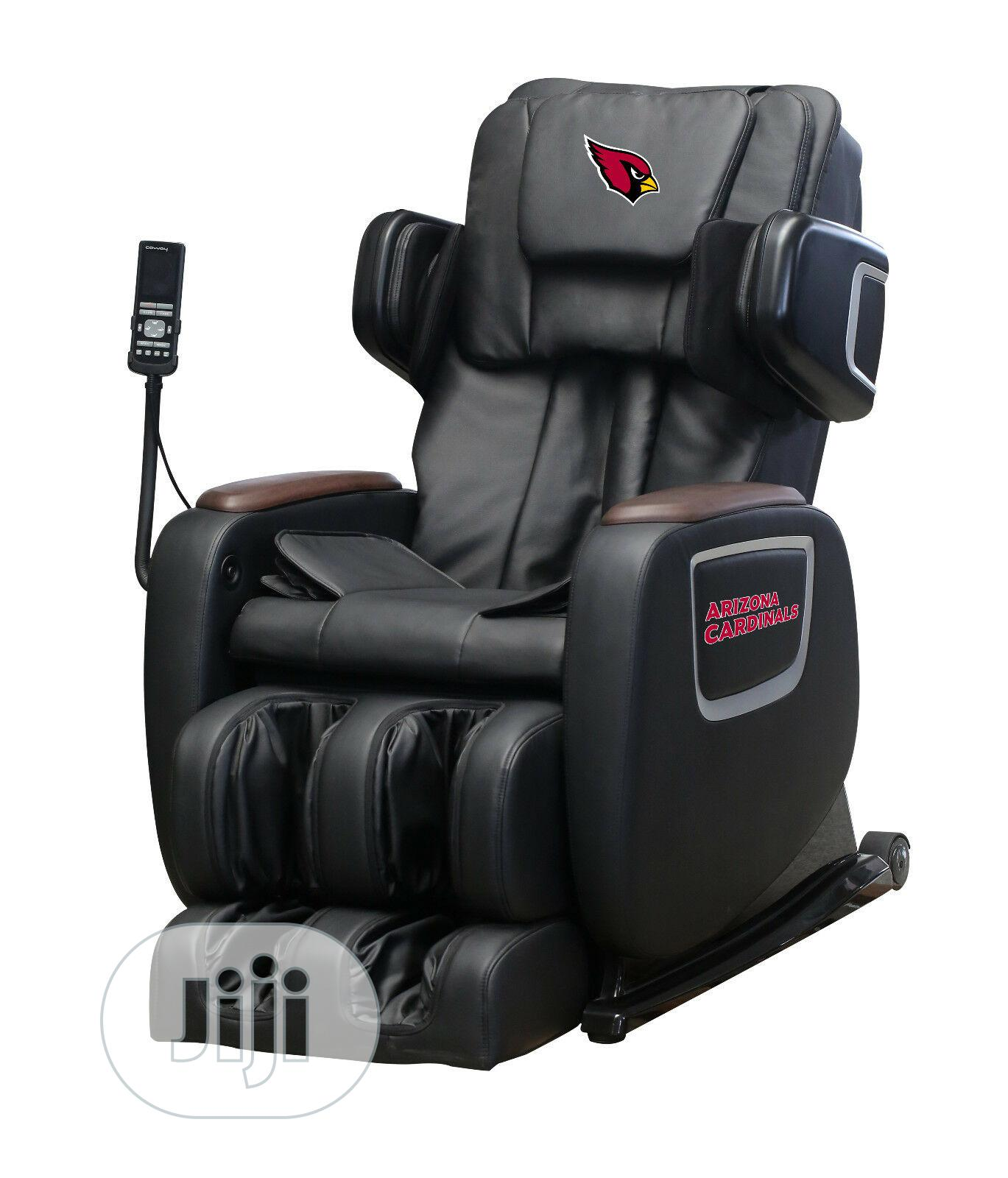 Archive: Full Body Massage Chair With Full Options
