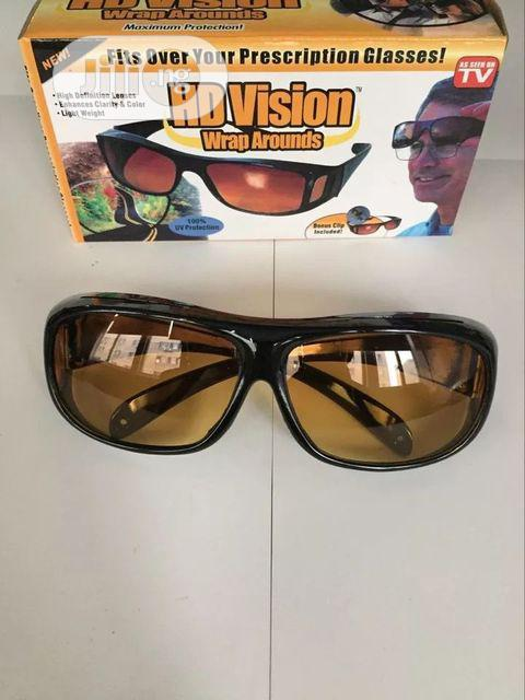 HD Night Vision Glass. | Clothing Accessories for sale in Surulere, Lagos State, Nigeria